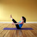 How to Do the Boat Pose to Strengthen Your Core